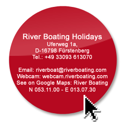 Kontakt River Boating Holidays